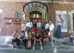 Творча практика у Болгарії