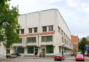 Здание Харьковского Академического Художественного Лицея