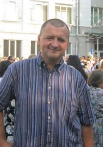 Чемоданов Александр Борисович,  преподаватель живописи, член Союза художников Украины