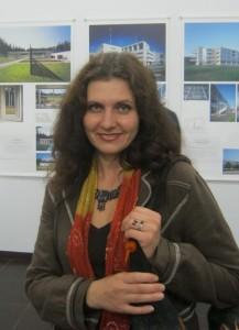 Чемоданова Людмила Михайловна, преподаватель композиции, член Союза Дизайнеров Украины