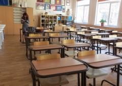 В Харьковских школах приостановлен учебный процесс