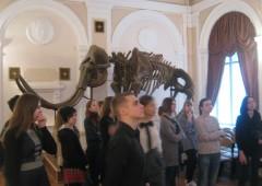 Посещение Музея природы