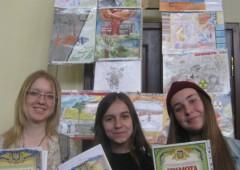 Победители конкурса «Безпека очима дітей»