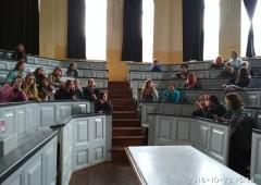 Відвідання Харківського національного медичного університету