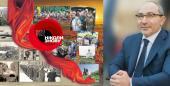 Привітання Харківського міського голови Геннадія Кернеса з нагоди 75-ї річниці Великої Перемоги