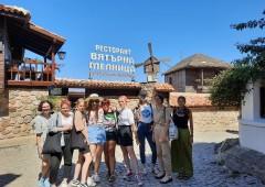 Літня практика у Болгарії (2020)